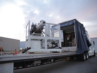 Curtain Side Step Deck Trailers