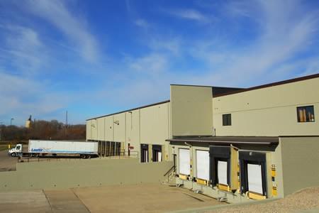 Laufer Trucking Warehouse