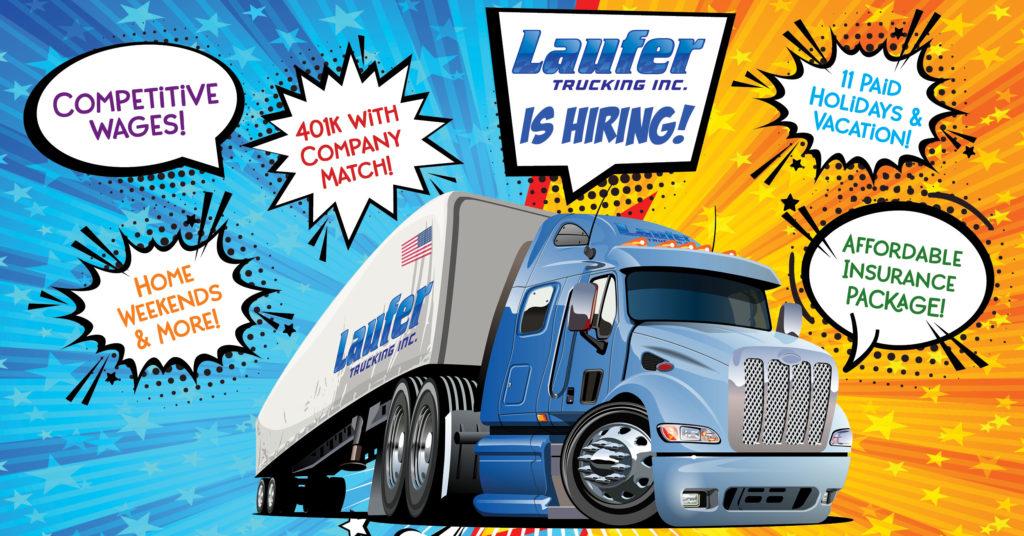 Laufer Trucking